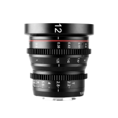 Meike New MK-12mm T2.2 MFT Cine lens