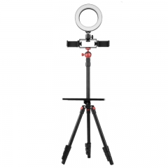 Webcast Live Gears - LED Ring Light+Stand Kit