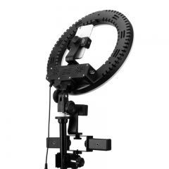Webcast Live Gear-LED Ring Light+Stand CGQ6