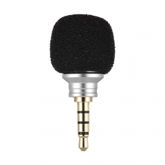 Mini microphone for mobile cell phone