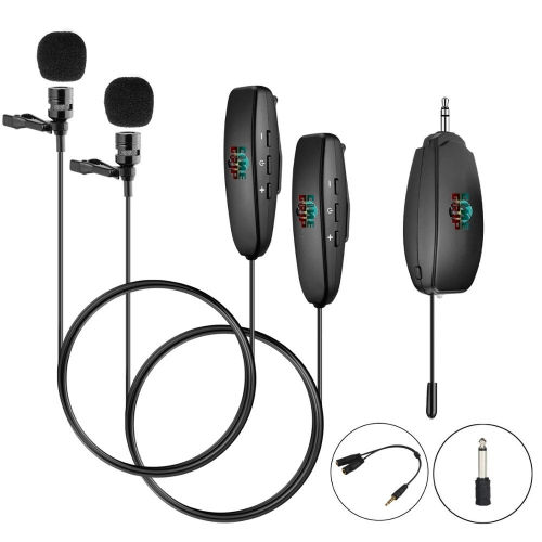 CineGrip Wireless Dual Lapel Microphones
