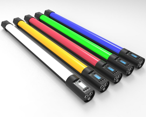 CineGrip RGB LED Tube Film Lighting