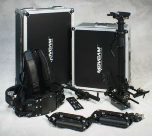 MOVCAM ProMax and ProMax-A Steadicam