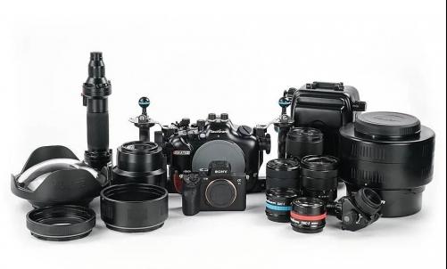 Professional Unterwater Housing for Sony A7S3