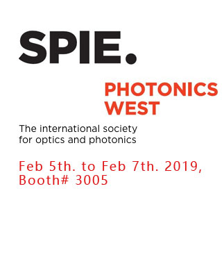 A-ONE attend Photonics West 2019