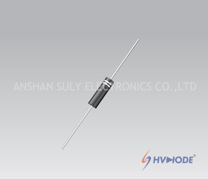 2CL2F Series Fast Recovery High Voltage Diodes Trr=100nS