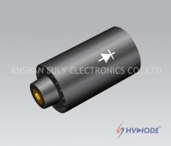 HVAC20KV / 5A high-voltage rectifier components cylindrical HVDIODE exclusive products