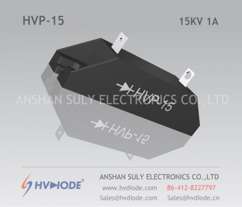 Industrial microwave special HVP-15 high voltage silicon stack HVDIODE genuine military quality