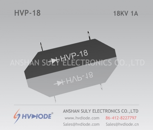 HVP-18 High Voltage Silicon Stack HVDIODE Genuine Hot Sale GPP Chip Good Goods
