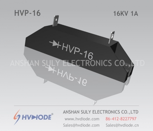 High voltage silicon stack industrial microwave dedicated HVP-16 manufacturers HVDIODE genuine direct selling hot