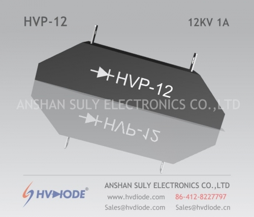 Industrial microwave special HVP-12 high voltage silicon stack HVDIODE genuine hot sale