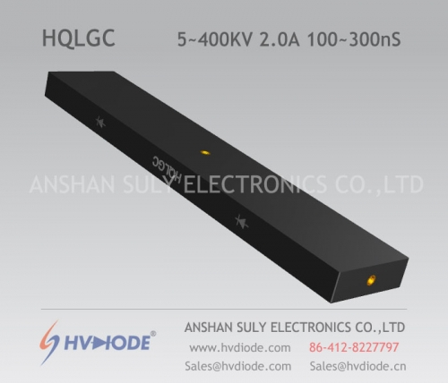 HVDIODE manufacturers produce genuine good goods HQLGC5 ~ 400KV / 2.0A high frequency 100 ~ 300nS high voltage half bridge silicon stack