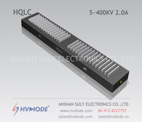 HVDIODE manufacturers produce genuine good goods HQLC5 ~ 400KV / 2.0A high voltage half bridge silicon stack power frequency