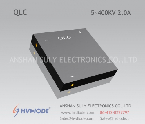 HVDIODE manufacturers produce genuine good goods QL5 ~ 400KV / 2.0A power frequency single phase high voltage full bridge