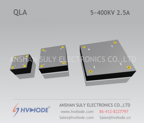 Power frequency high voltage full bridge QL5 ~ 400KV / 2.5A manufacturers HVDIODE direct sales