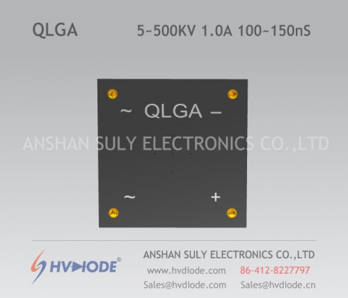 Genuine good goods QLG5 ~ 500KV / 1.0A high frequency 100 ~ 150nS high voltage full bridge HVDIODE manufacturers