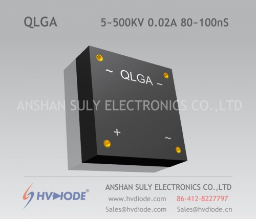 HVDIODE genuine QLG5 ~ 500KV / 0.02A high voltage full bridge 80 ~ 100nS high frequency response