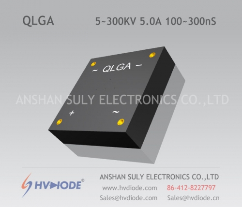 HVDIODE manufacturers produce genuine good goods QLG5 ~ 300KV / 5.0A high voltage full bridge 100 ~ 300nS high frequency