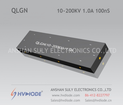 HVDIODE manufacturers produce genuine good goods QLGN (10 ~ 200KV) / 1A multi-level high voltage special rectifier bridge 100nS high frequency