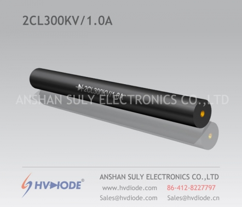 2CL300KV / 1A cylindrique haute tension silicium pile HVDIODE fabricants authentique chaud
