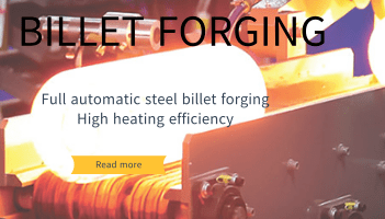 Automatic continuous forging steel furnace - FOCO induction