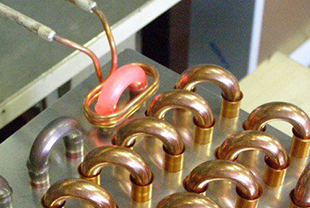 Annealing of copper products