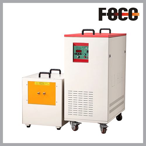 Medium frequency induction heating machine MF-110KW