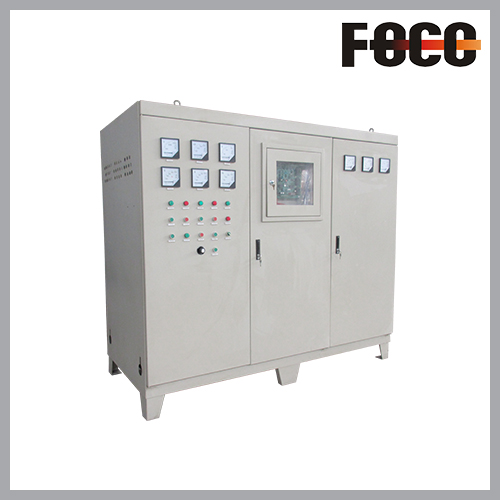 1T aluminum shell induction melting furnace