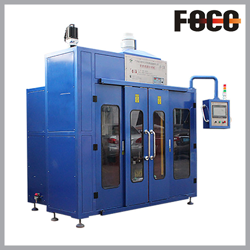 Automatic copper tube high frequency welding machine