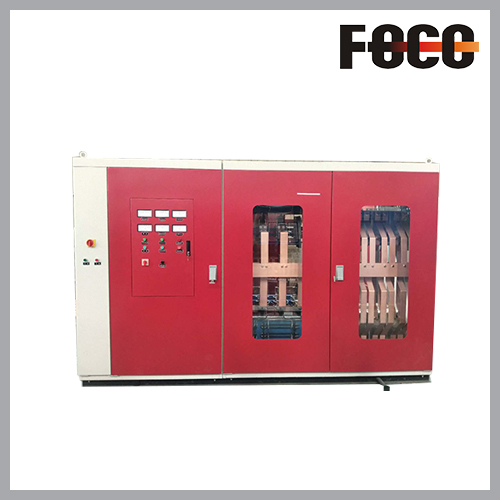 2T steel shell induction melting furnace