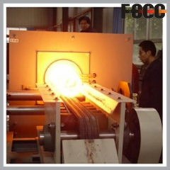 Automatic steel billet forging furnace