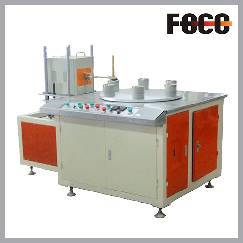 Automatic hardware brazing equipment