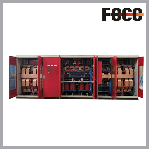 5T steel shell induction melting furnace