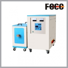 Super audio frequency induction heating machine SF-80KW