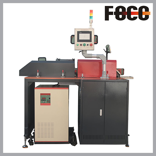 Full automatic forging furnace