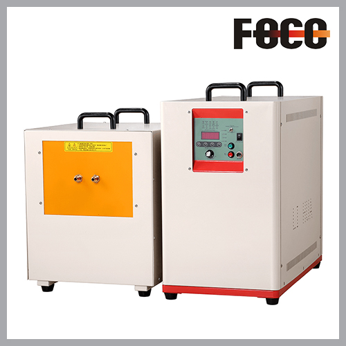 Medium frequency induction heating machine MF-70KW