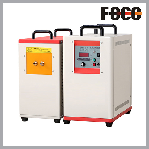 Medium frequency induction heating machine MF-25KW