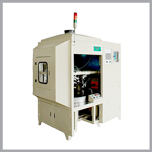 Automatic brazing equipment for pressure instrument components