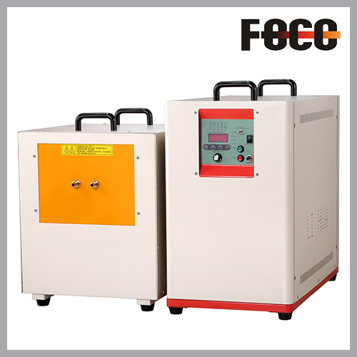 Medium frequency induction heating machine MF-45KW
