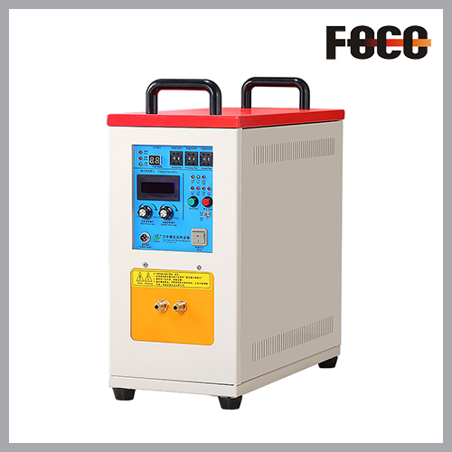 High frequency induction heating machine HF-15KW