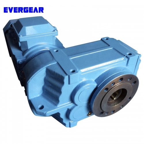 EF Parallel Shaft Gear Motors