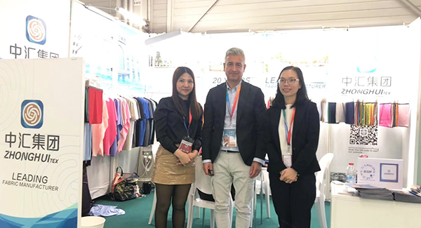 TEXWORLD 2019 PARIS