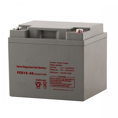 SRG Series 12V Gel Battery