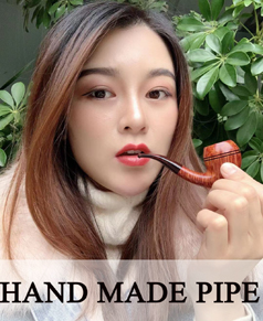 HAND MADE PIPES