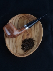 BRIAR PIPES #201 straight pipe