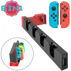 Controller Charger Compatible with -Nintendo Switch JoyCon