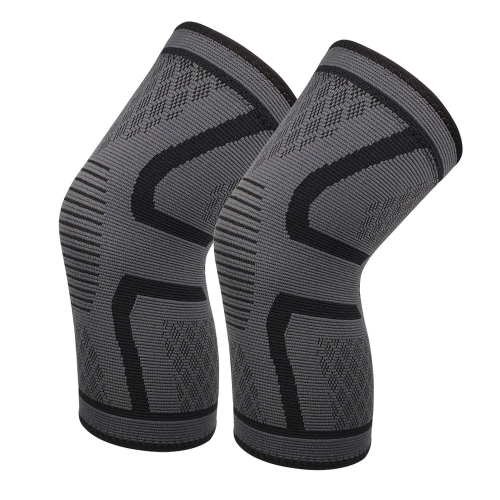 Knee Compression Sleeve - Best Knee Brace for Men & Women
