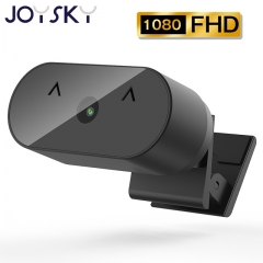 1080P Webcam, HDWeb Camera with Built-in Microphone