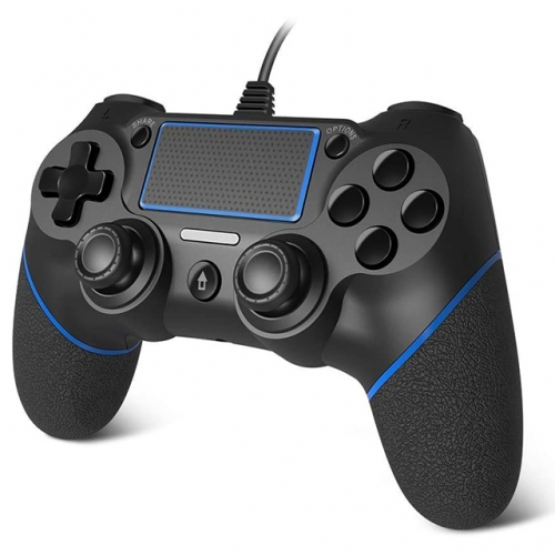 PS4 Wired Controller Black Wire