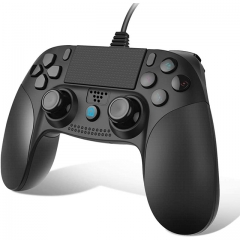 PS4 Controller Wired Black